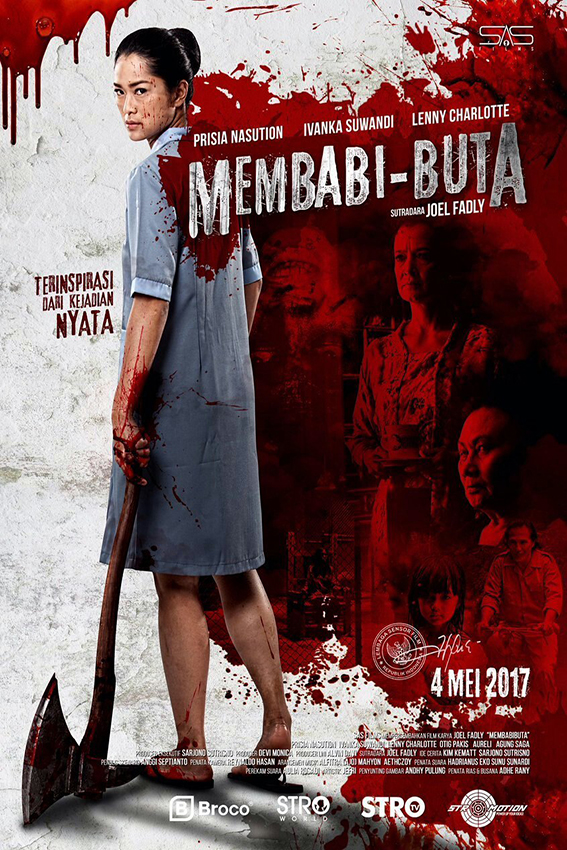 Membabi Buta [2017 Indonesia Movie] Horror, Thriller