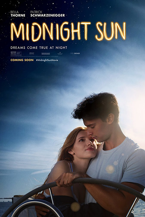 Midnight Sun [2018 USA Movie] Drama, Romance