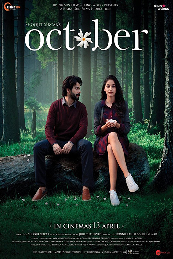 October [2018 India Movie] Drama, Romance Hindi