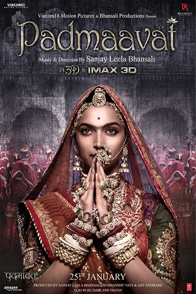 Padmaavat [2018 India Movie] Drama, Romance, War