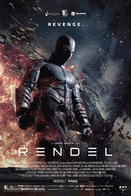 Rendel [2017 Finland Movie] Action, Crime, Fantasy