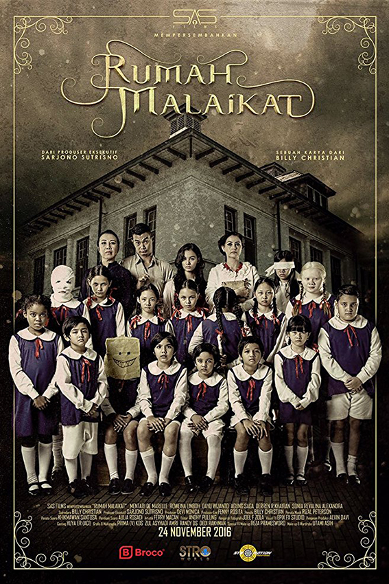 Rumah Malaikat [2016 Indonesia Movie] Horror