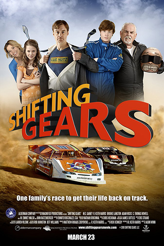 Shifting Gears [2018 USA Movie] Action, Comedy, Family