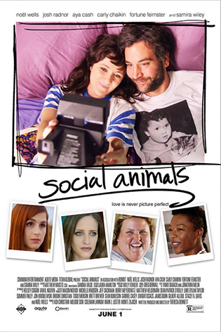 Social Animals [2018 USA Movie] Comedy