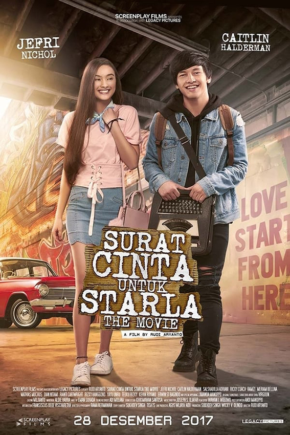 Surat Cinta Untuk Starla The Movie [2017 Indonesia Movie] Drama, Romance