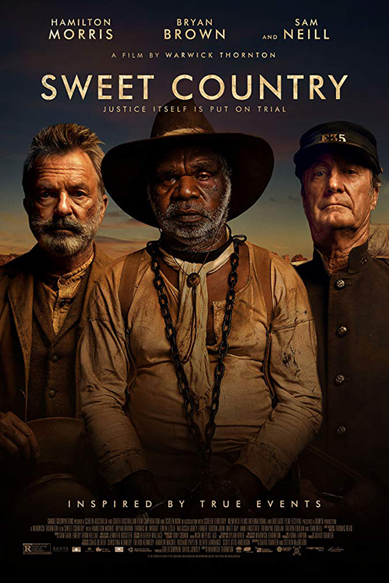 Sweet Country [2018 Australia Movie] Adventure, Crime, Drama
