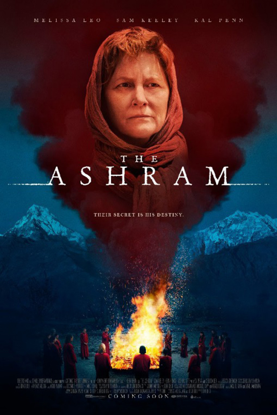 The Ashram [2018 USA & India Movie] Fantasy, Thriller