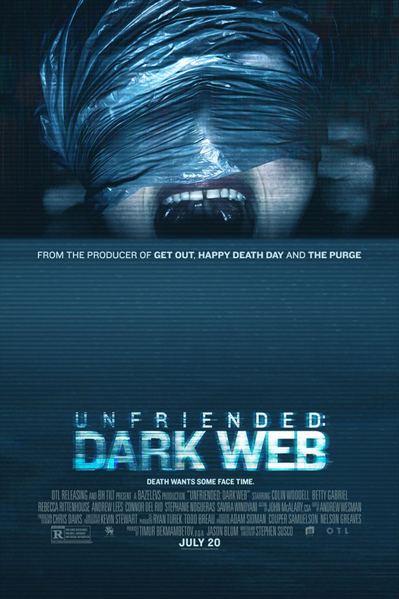 Unfriended 2 Dark Web [2018 USA Movie]  Horror