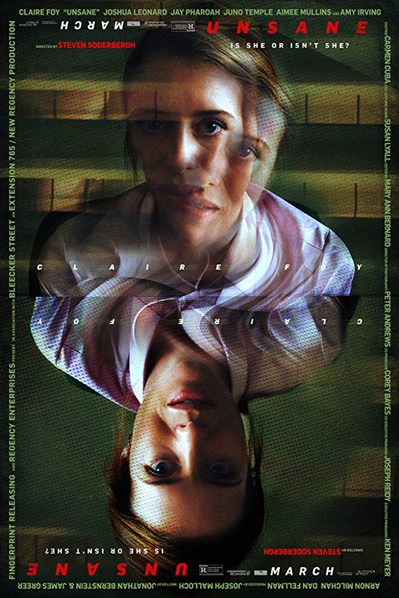 Unsane [2018 USA Movie] Horror, Thriller
