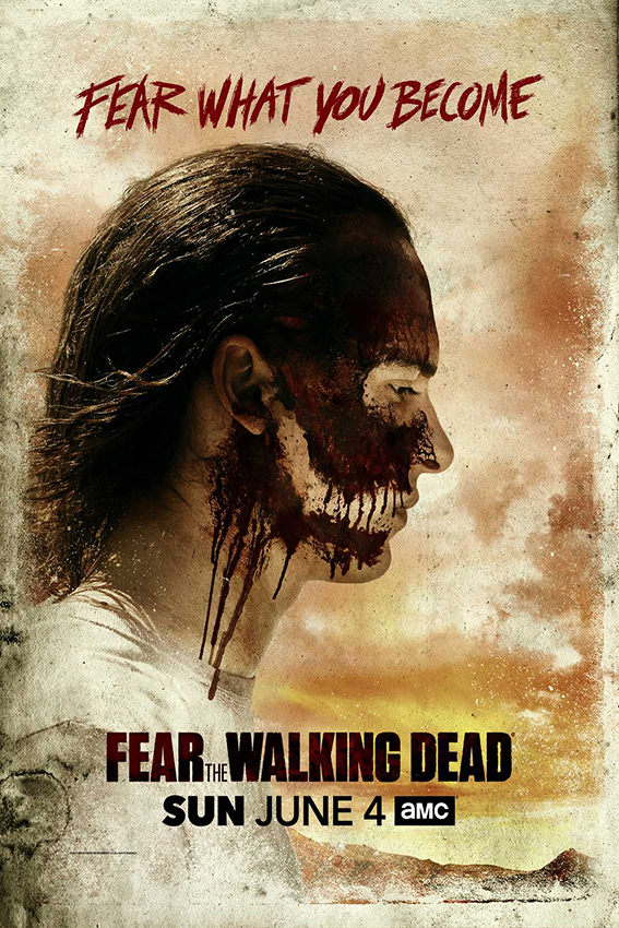 Fear The Walking Dead SEASON 3 Complete [2018 USA Series] Drama, Horror