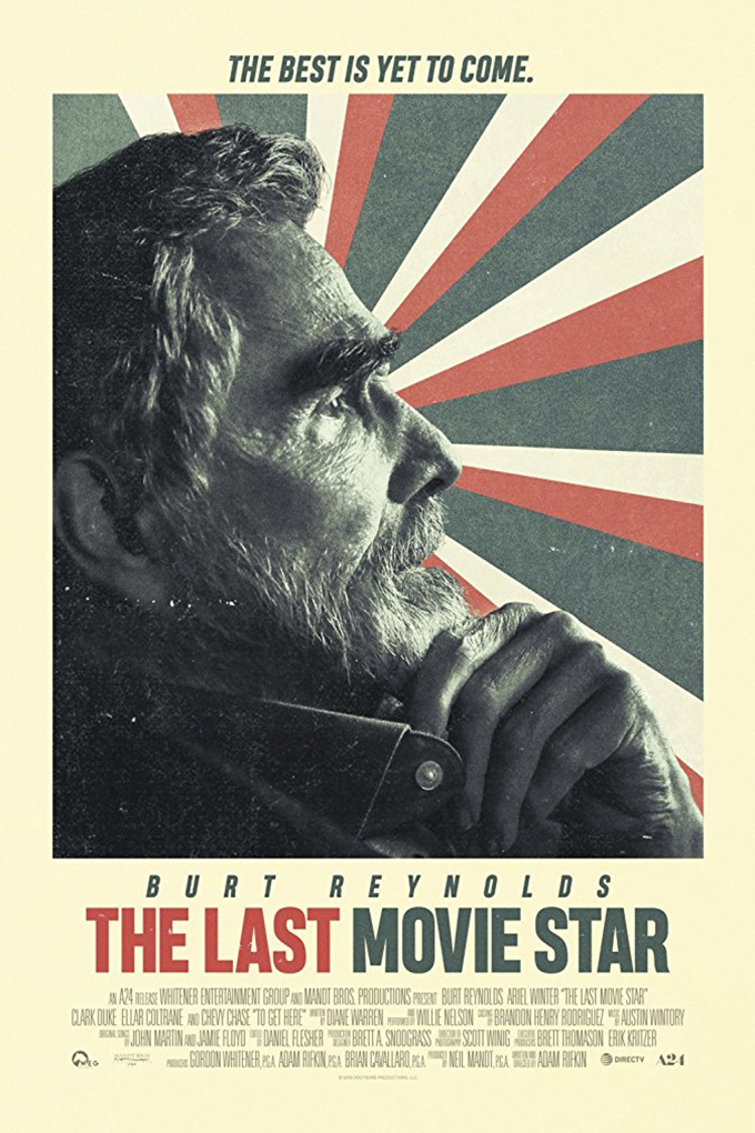 The Last Movie Star [2018 USA Movie] Drama