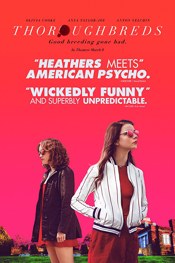 Thoroughbreds [2018 USA Movie] Drama, Thriller