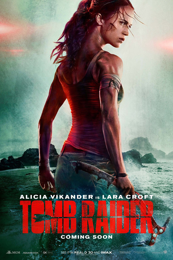 Tomb Raider [2018 UK & USA Movie] Action, Adventure