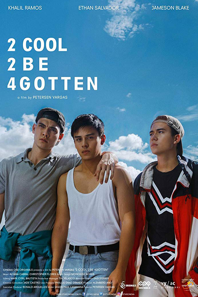 2 Cool 2 Be 4gotten [2016 Philippines Movie] Drama