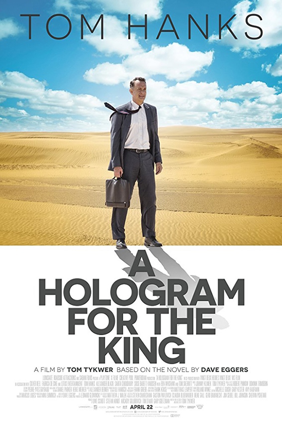 A Hologram For The King [2018 USA, Mexico, UK, France & Germany Movie] Comedy, Drama, Romance