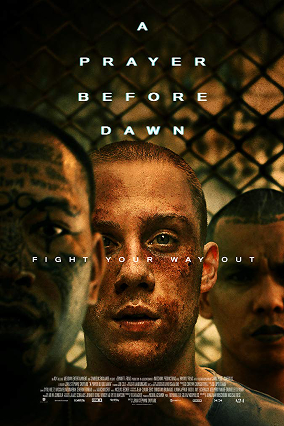 A Prayer Before Dawn [2018 USA, France, UK, China & Cambodia Movie] Action, True Story