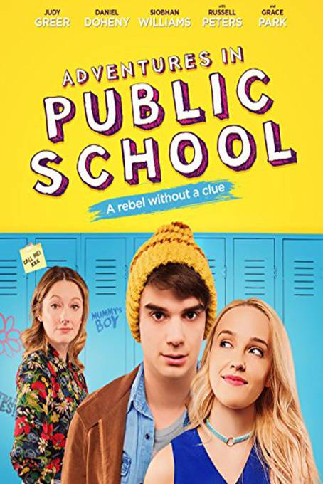 Adventures in Public School [2018 USA Movie] Comedy