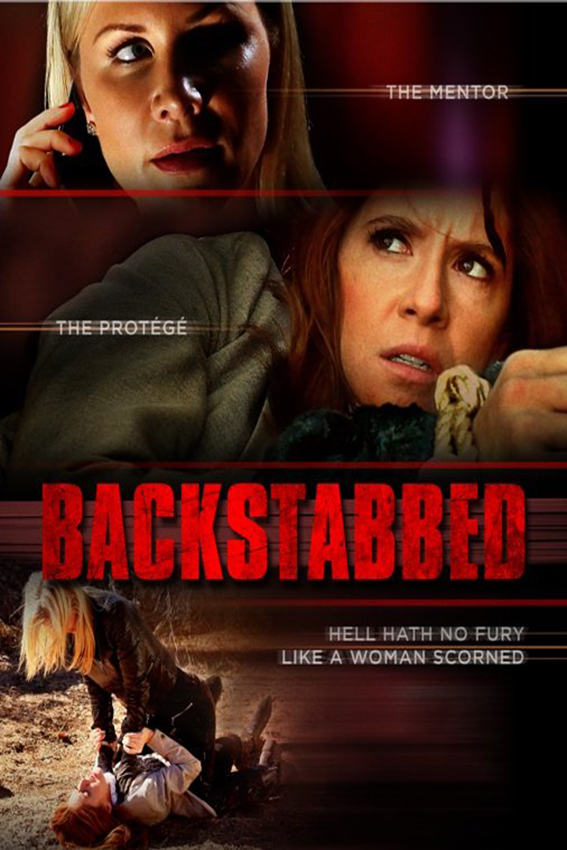 Backstabbed [2016 USA Movie] Thriller