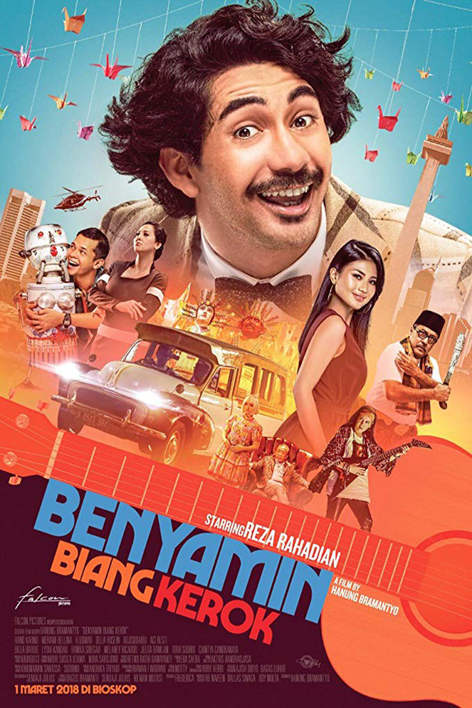 Benyamin Biang Kerok [2018 Indonesia Movie] Comedy