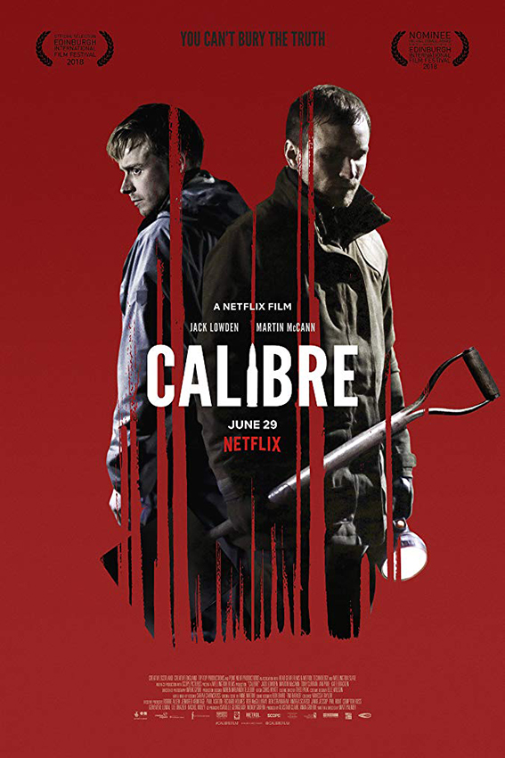 Calibre [2018 UK Movie] Thriller