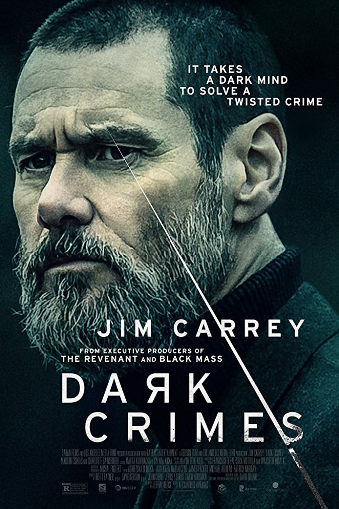 Dark Crimes [2018 USA, UK & Poland Movie] Crime, Drama, Thriller
