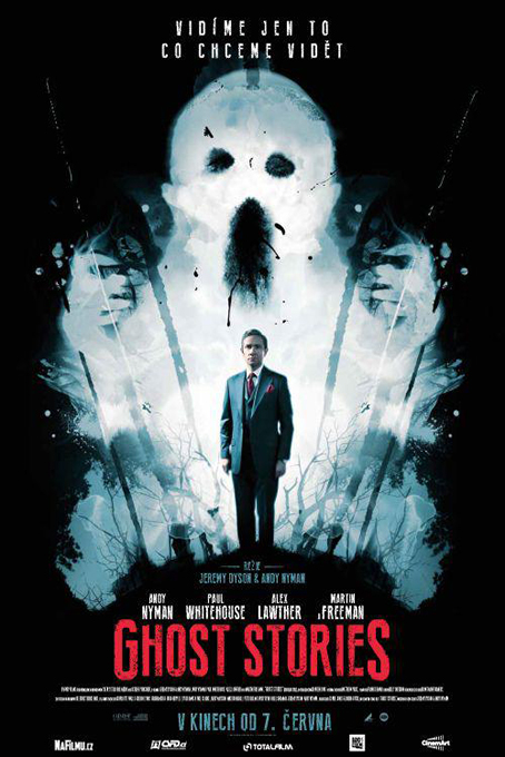 Ghost Stories [2018 UK Movie] Horror, Drama