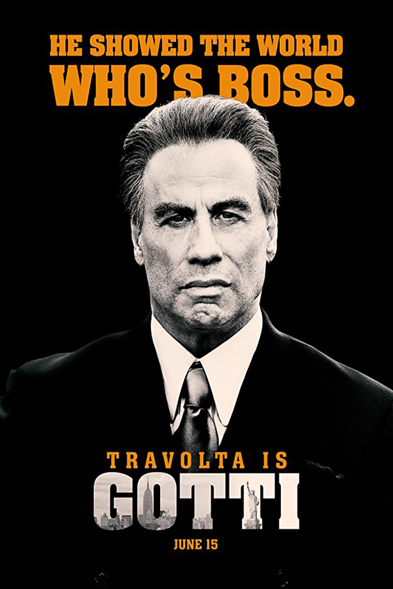 Gotti [2018 USA & Canada Movie]  Crime, Drama, True Story