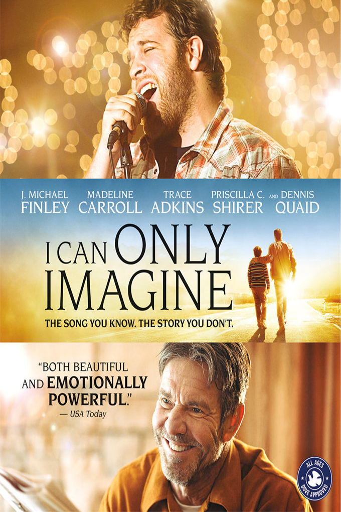 I Can Only Imnagine [2018 USA Movie] Drama, Family, True Story