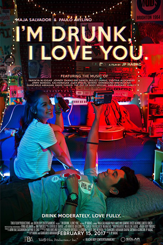I'm Drunk I Love You [2017 Philippines Movie] Romance