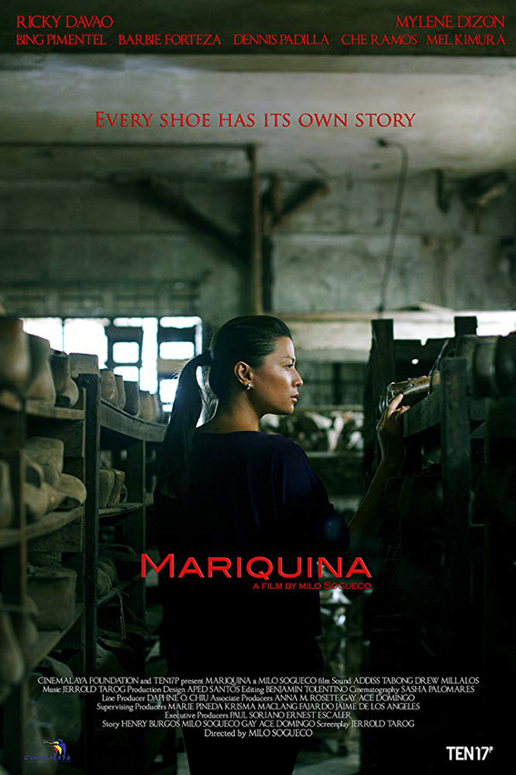 Mariquina [2014 Philippines Movie] Drama