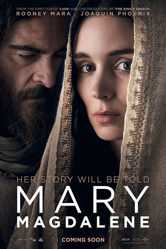 Mary Magdalene [2018 USA, UK & Australia Movie] Drama