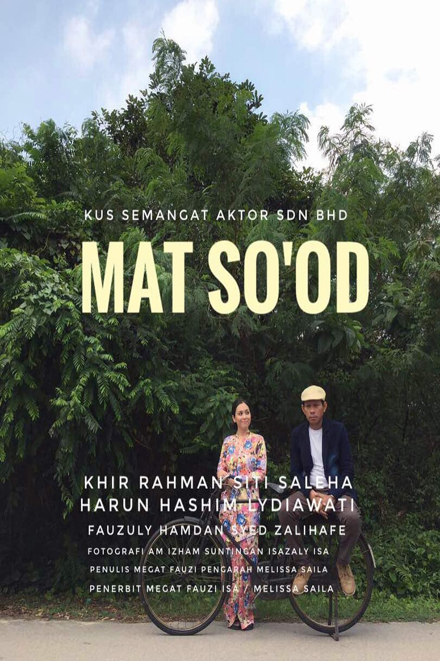 Mat So'od [2017 Malaysia Movie] Drama