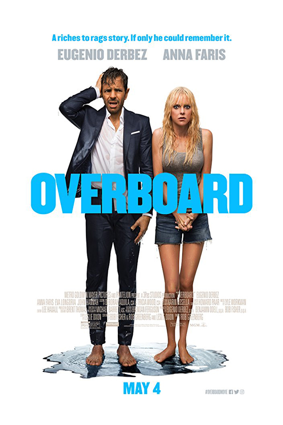 Overboard [2018 USA Movie] Comedy, Romance