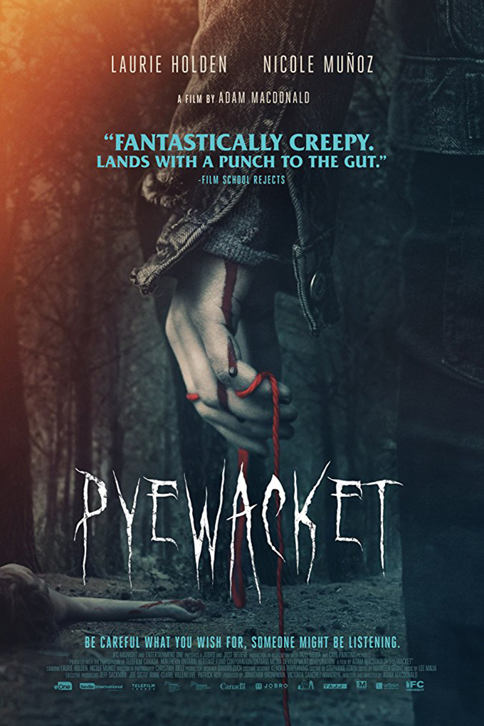 Pyewacket [2018 USA Movie] Horror, Thriller