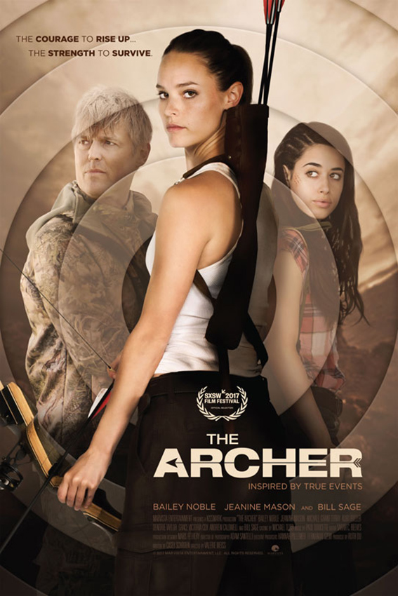 The Archer [2017 USA Movie] Drama, Thriller