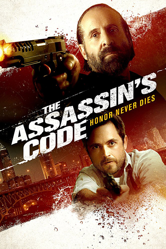 The Assassin's Code [2018 USA Movie] Thriller