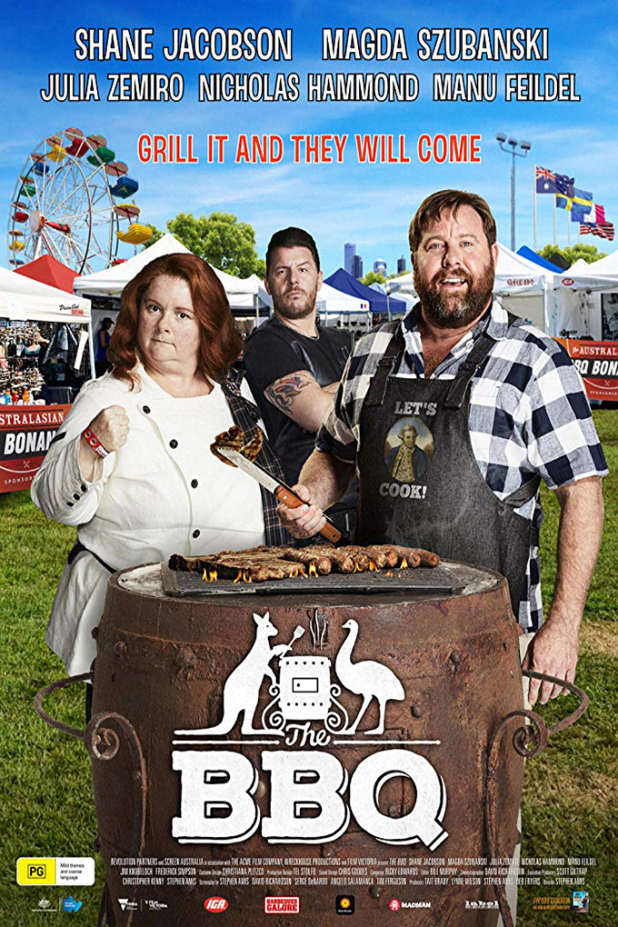 The BBQ [2018 Australia Movie] Comedy