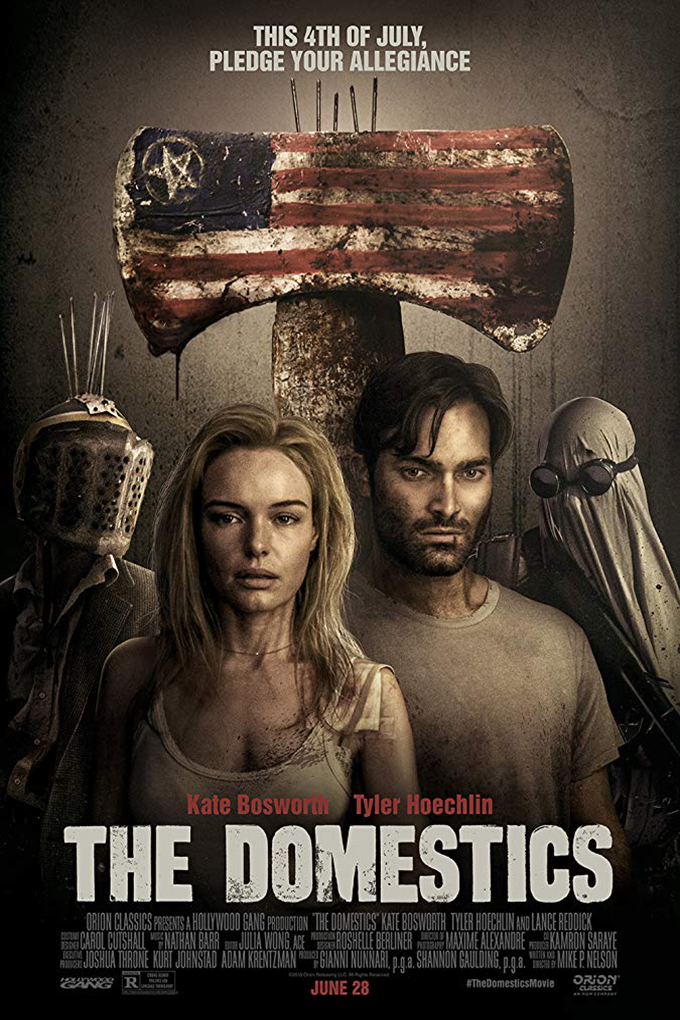The Domestics [2018 USA Movie]  Horror