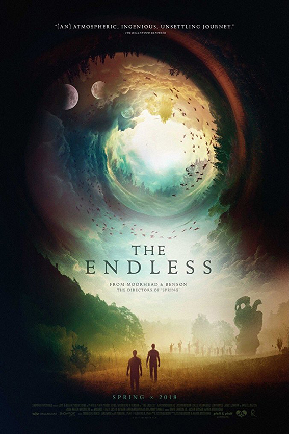 The Endless [2017 USA Movie] Fantasy, Sci Fi, Horror