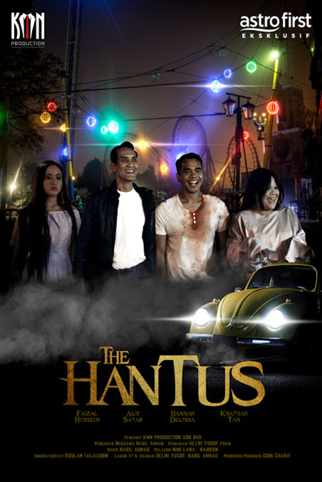 The Hantus [2018 Malaysia Movie] Romance, Comedy