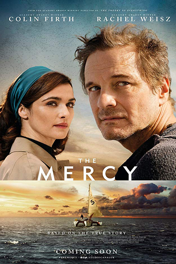 The Mercy [2018 UK Movie] Adventure, Drama, True Story