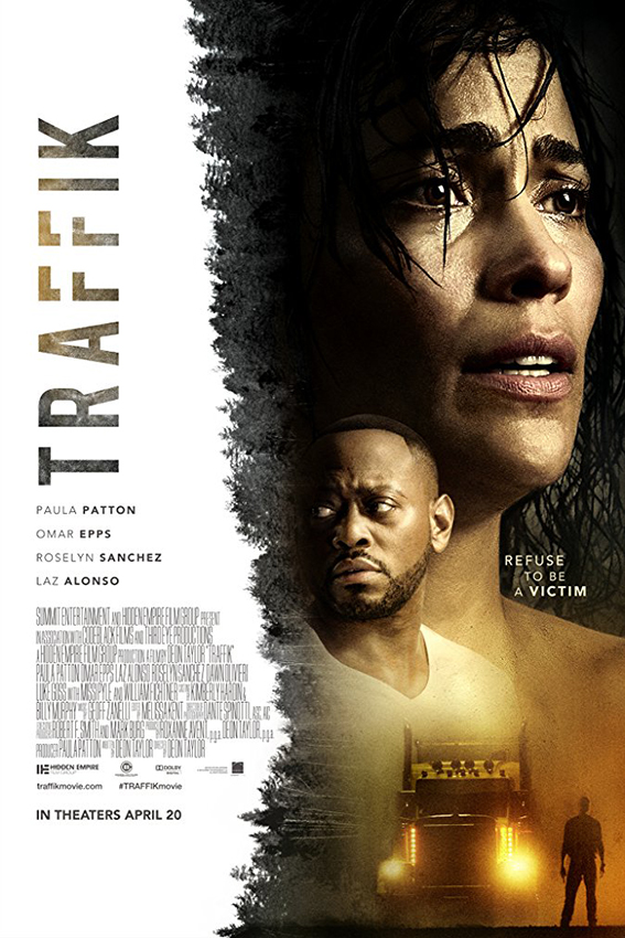 Traffik [2018 USA Movie] Thriller