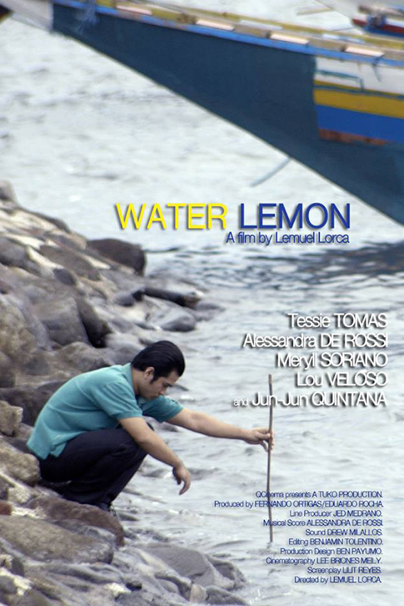 Water Lemon [2015 Philippines Movie] Drama