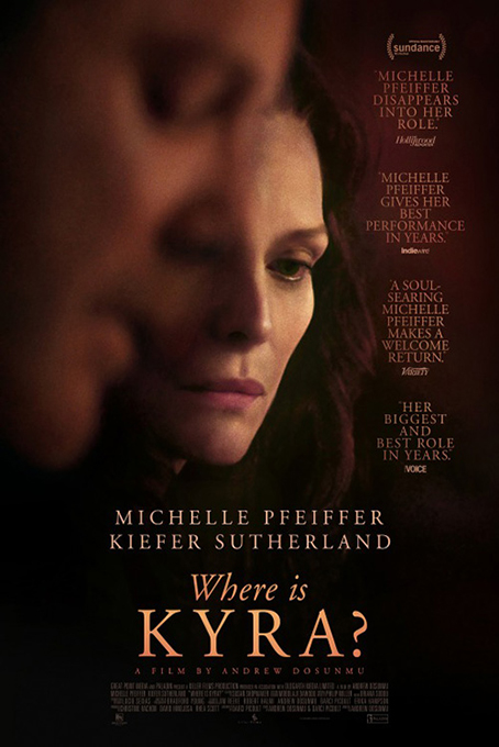 Where is Kyra? [2018 USA Movie] Drama