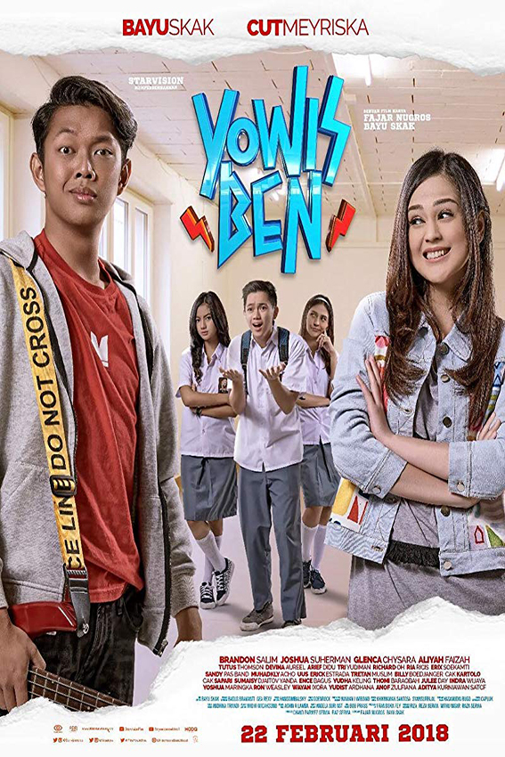 Yowis Ben [2018 Indonesia Movie] Comedy, Drama, Romance