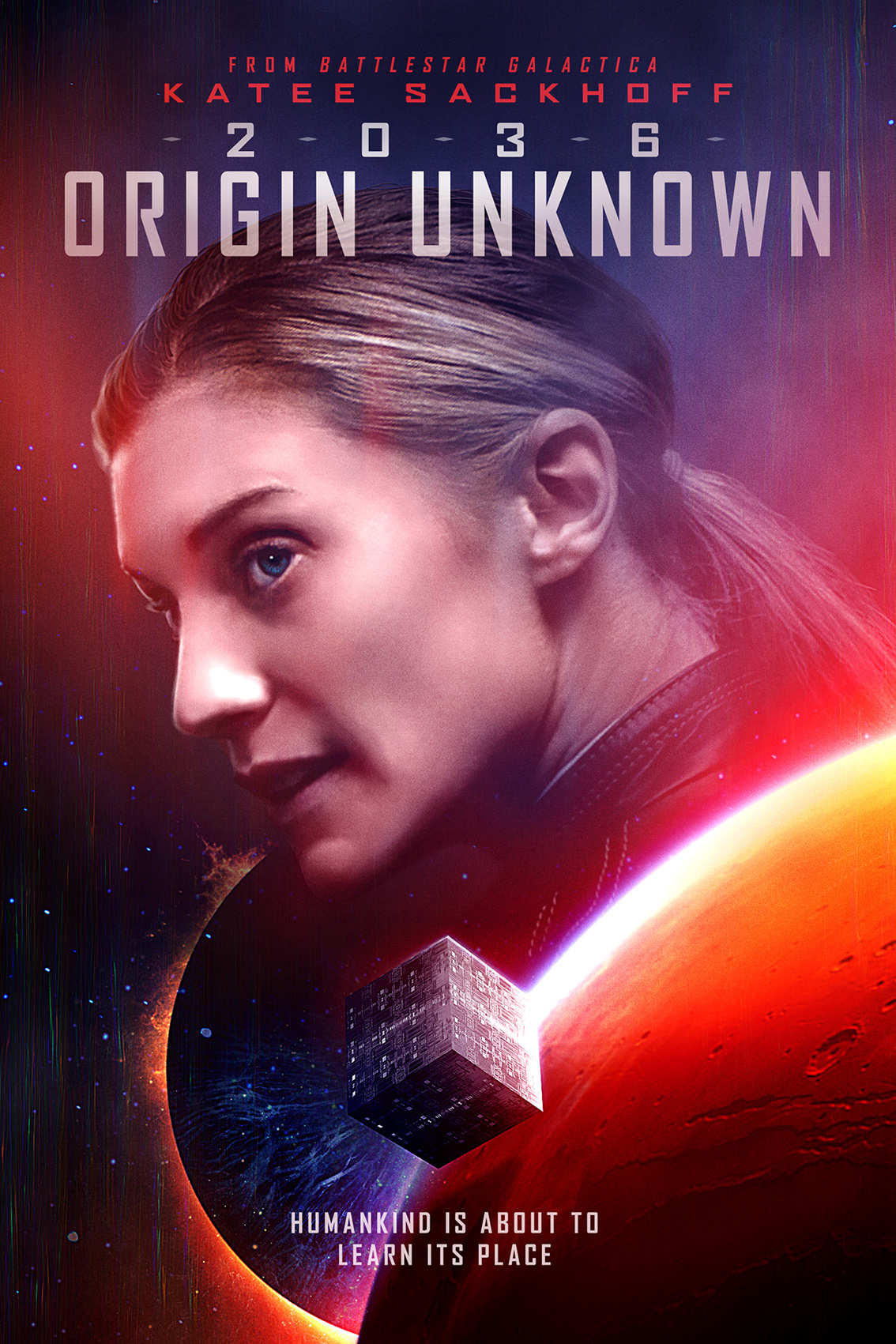 2036 Origin Unknown [2018 UK Movie] Sci Fi