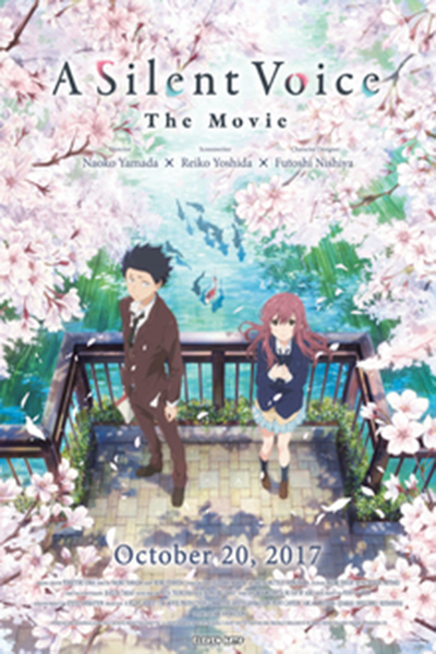 A Silent Voice The Movie [2017 Japan Movie] Drama, Family, Animation