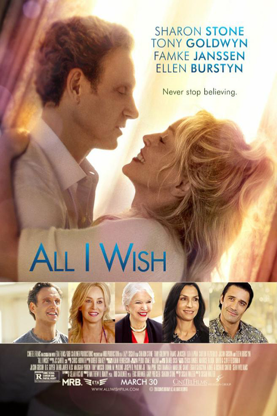 All I Wish [2017 USA Movie] Comedy, Drama, Romance