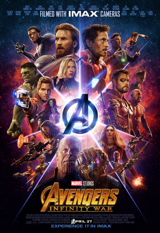 Avengers Infinity War [2018 USA Movie] Action, Fantasy