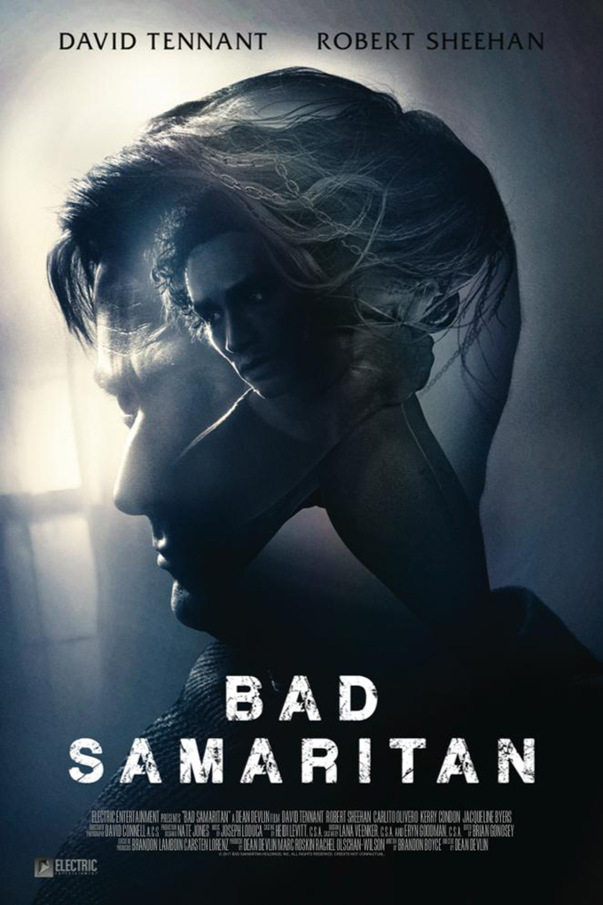 Bad Samaritans [2018 USA Movie]  Horror, Thriller